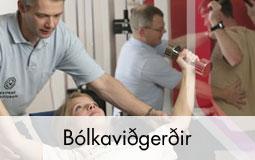 Bólkaviðgerðir
